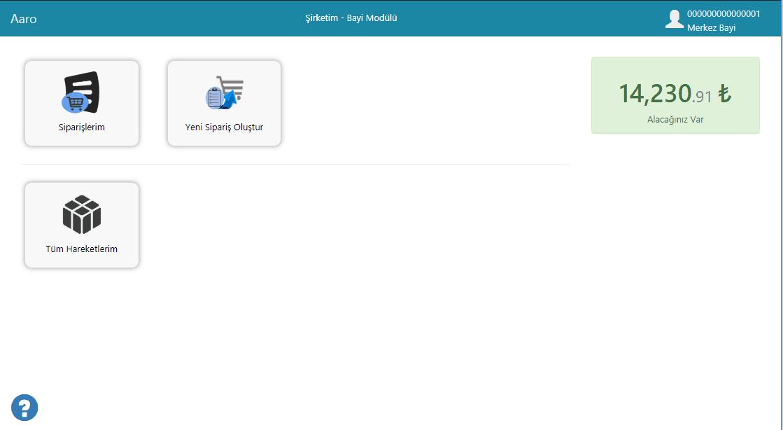Web Tabanlı Basit Üretim Programı